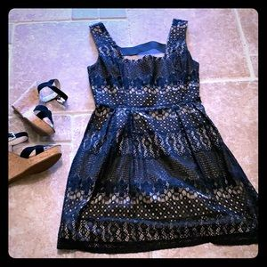 Be Bop Black casual dress